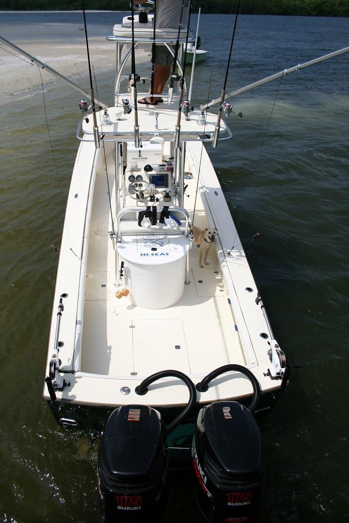 Dorado custom fishing boats boats for sale dorado 30 for Custom fishing boats