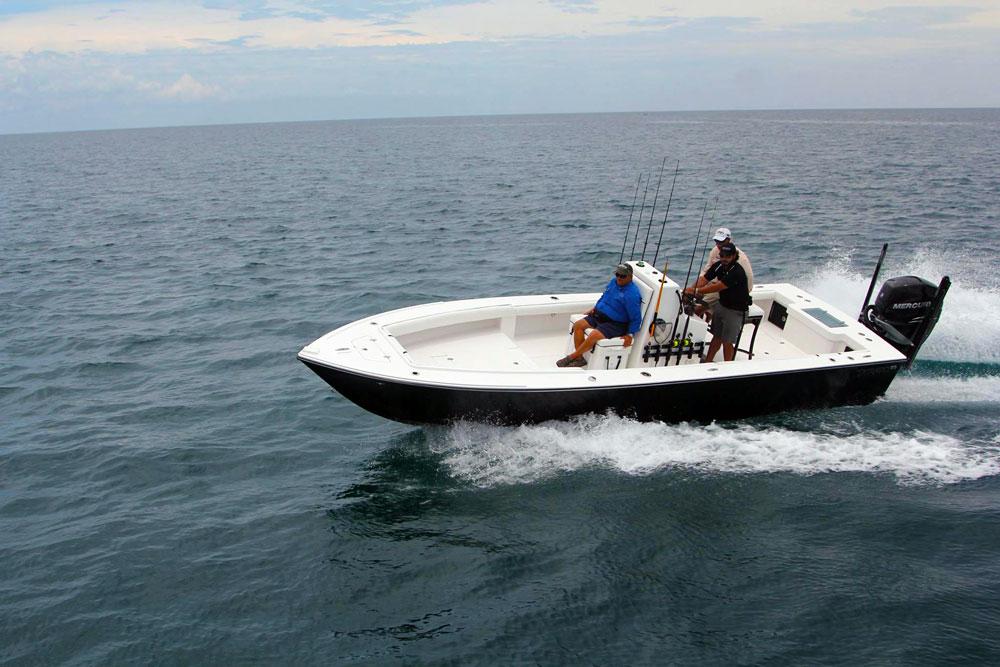 Dorado custom fishing boats boats for sale dorado 25 for Custom fishing boats