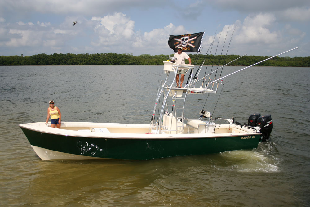 New diy boat for free how to build a boat top for Custom fishing boats